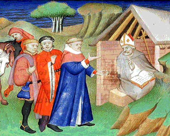 St._Alphege,_Archbishop_of_Canterbury,_is_asked_for_advice