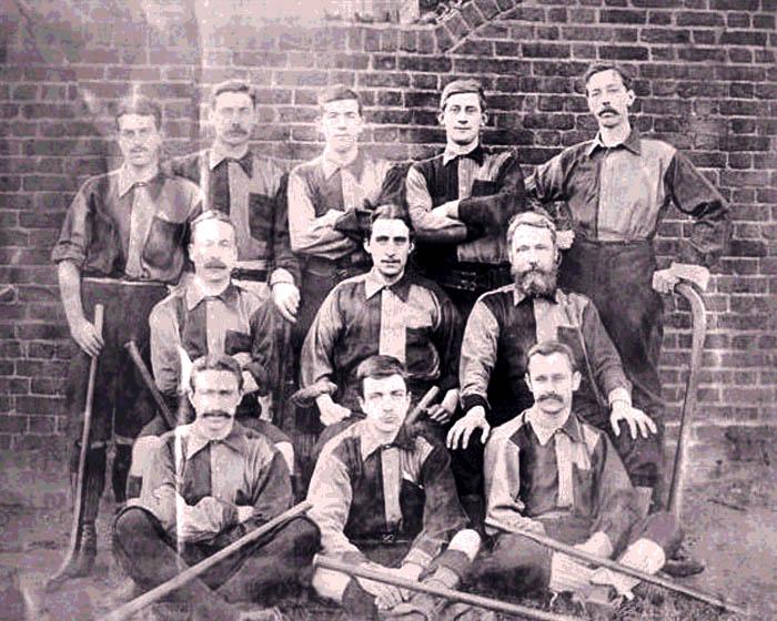 Blackheath hockey