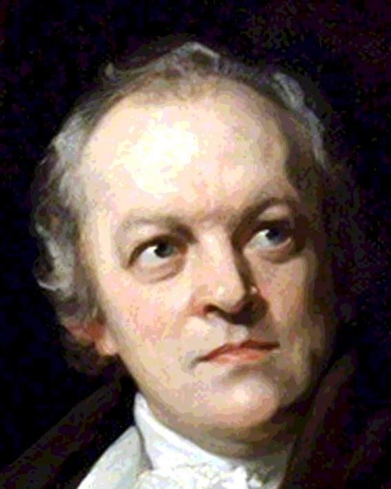 NPG 212; William Blake by Thomas Phillips