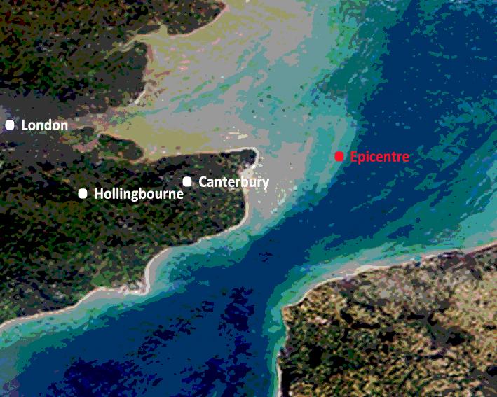 Dover Straits