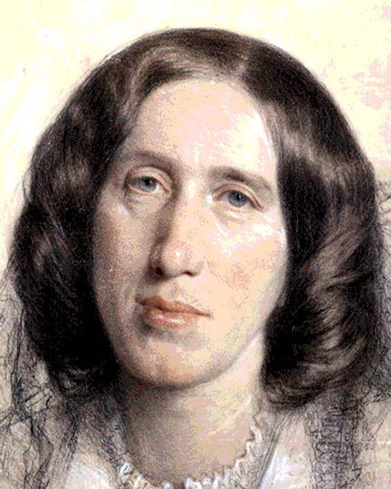 669,George Eliot (Mary Ann Cross (née Evans))
