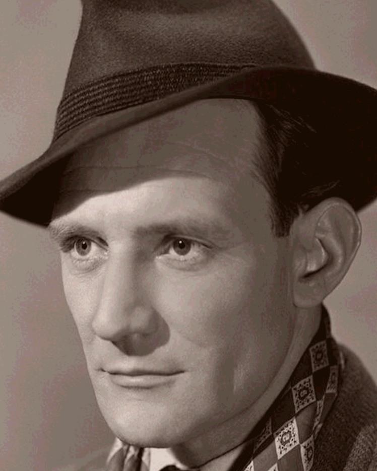 BRIEF ENCOUNTER, Trevor Howard, 1945