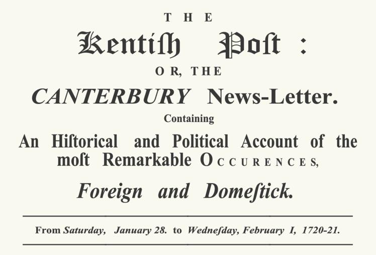 Kentish Post