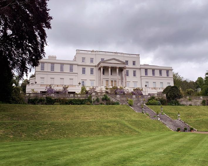 Linton Park House, Linton