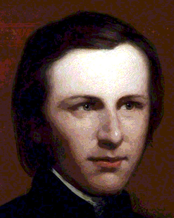 NPG 1404; Augustus Pugin by Unknown artist